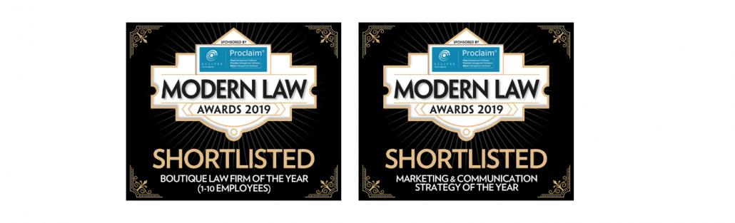 Modern Law Awards 2019